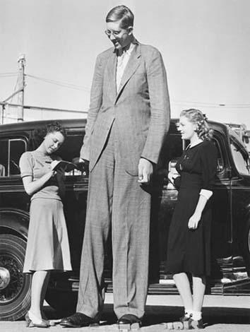 vad heter världens längsta man